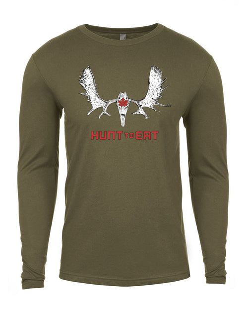 Canada Moose Long Sleeve