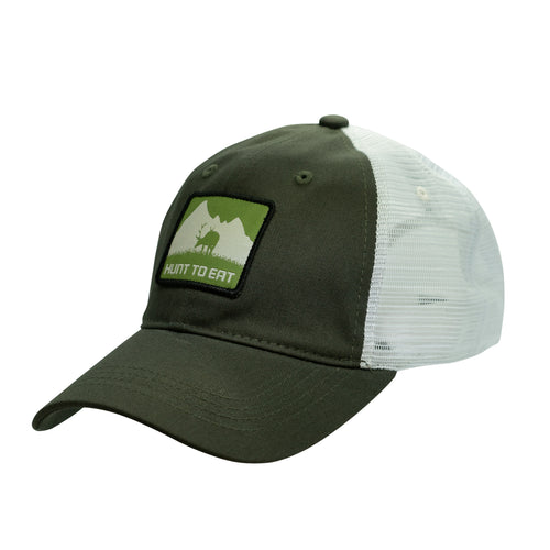 Meadow Mountain Patch Hat