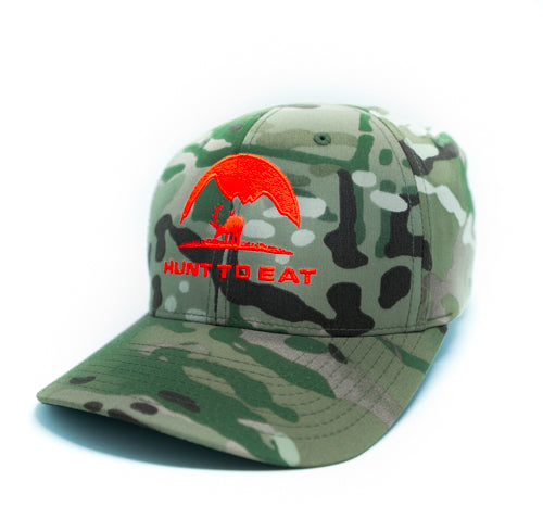 Meadow Mountain Flex-Fit Hat