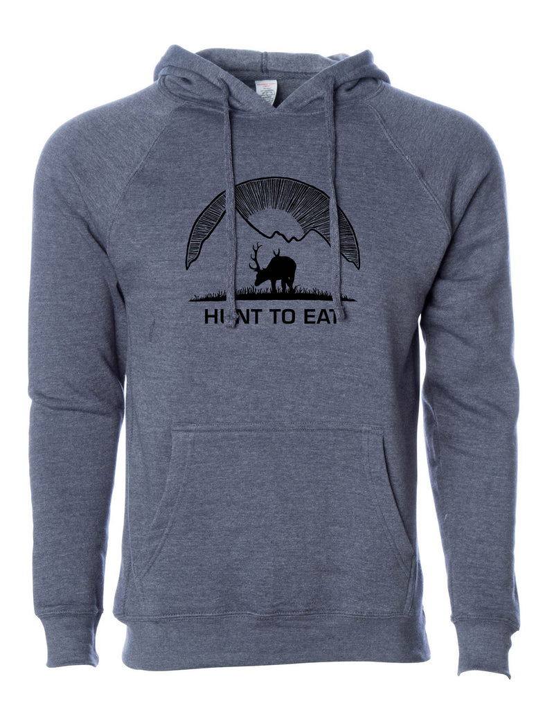 Carved Meadow Mtn Hooded Sweatshirt