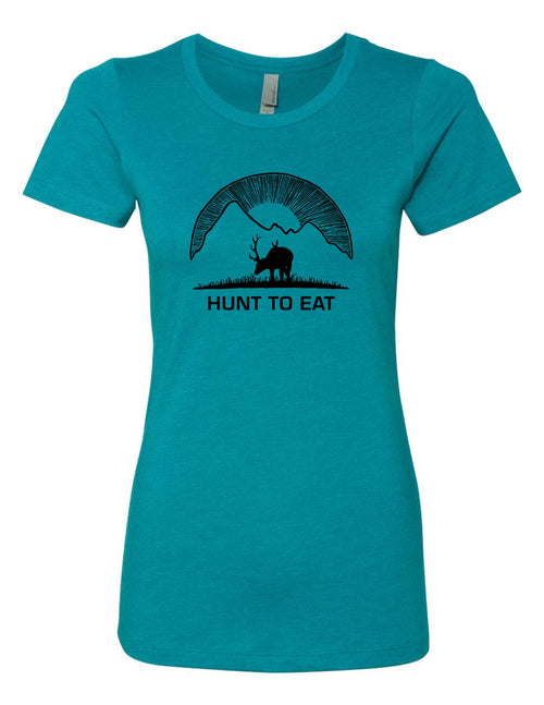 Carved Meadow Mtn Women's T-Shirt