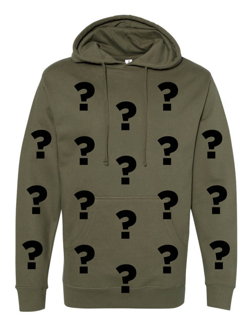 MYSTERY Hooded Sweatshirt