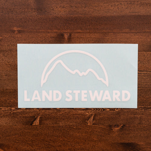 Land Steward Sticker