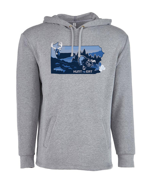 Pennsylvania Wild Hooded Sweatshirt