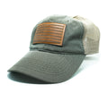 Fresh Tracks Flag - Unstructured Hat