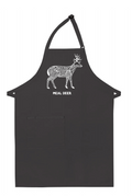 Meal Deer Apron