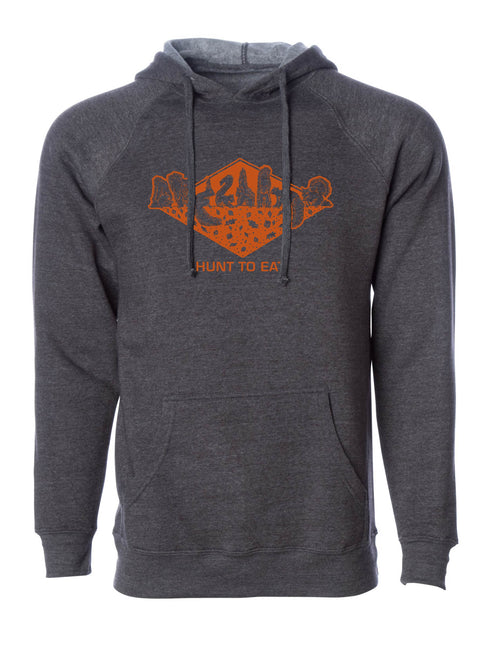 Carved Squirrels Hooded Sweatshirt