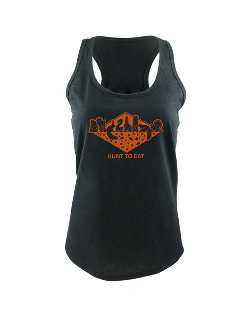 Carved Squirrels Women's Tank