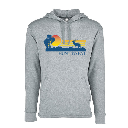 Elk Sunset 2.0 Hooded Sweatshirt
