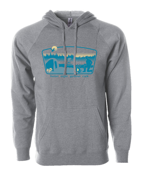 The Edible Camp Hooded Sweatshirt