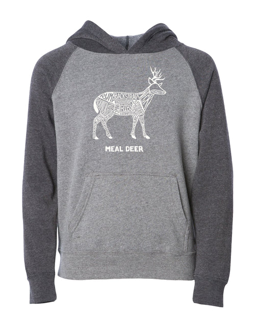 Kids' Meal Deer Hooded Sweatshirt
