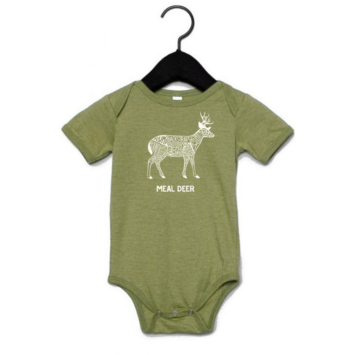 c5171174e634 Meal Deer Onesie – Hunt To Eat