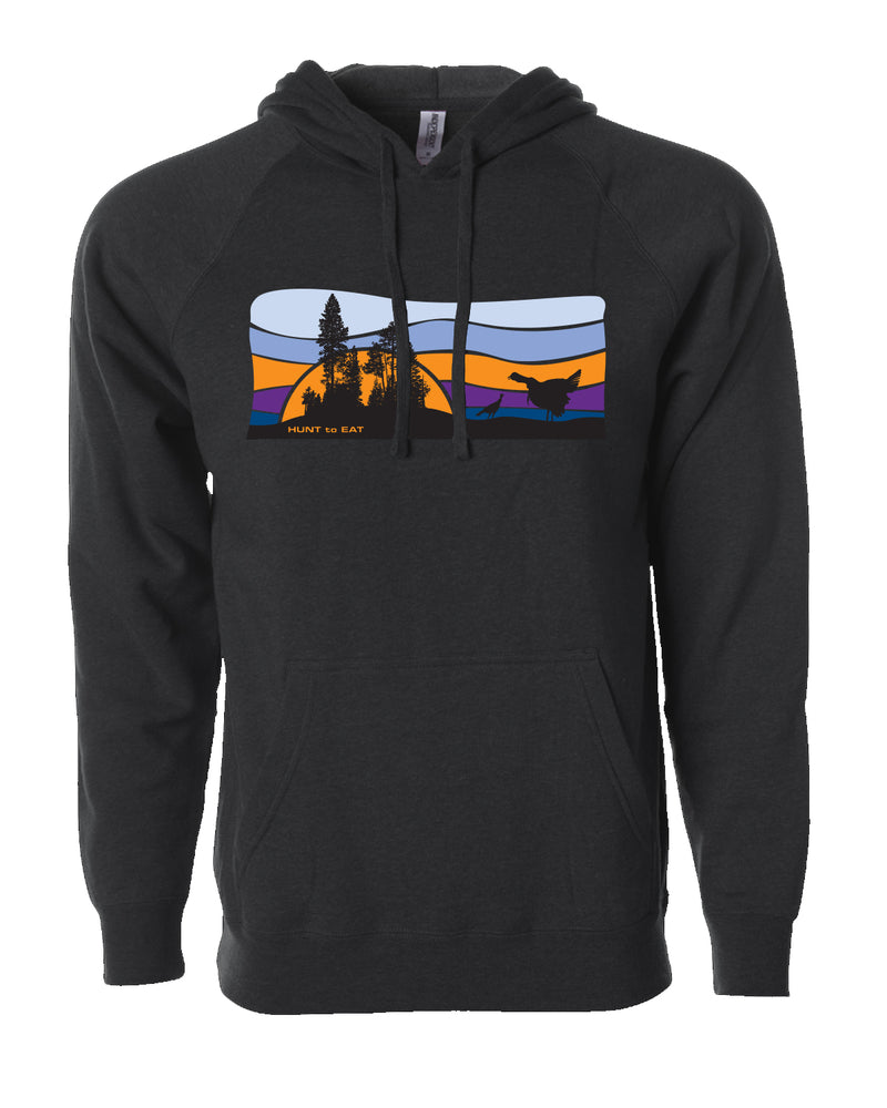 Sunrise Gobbler Hooded Sweatshirt