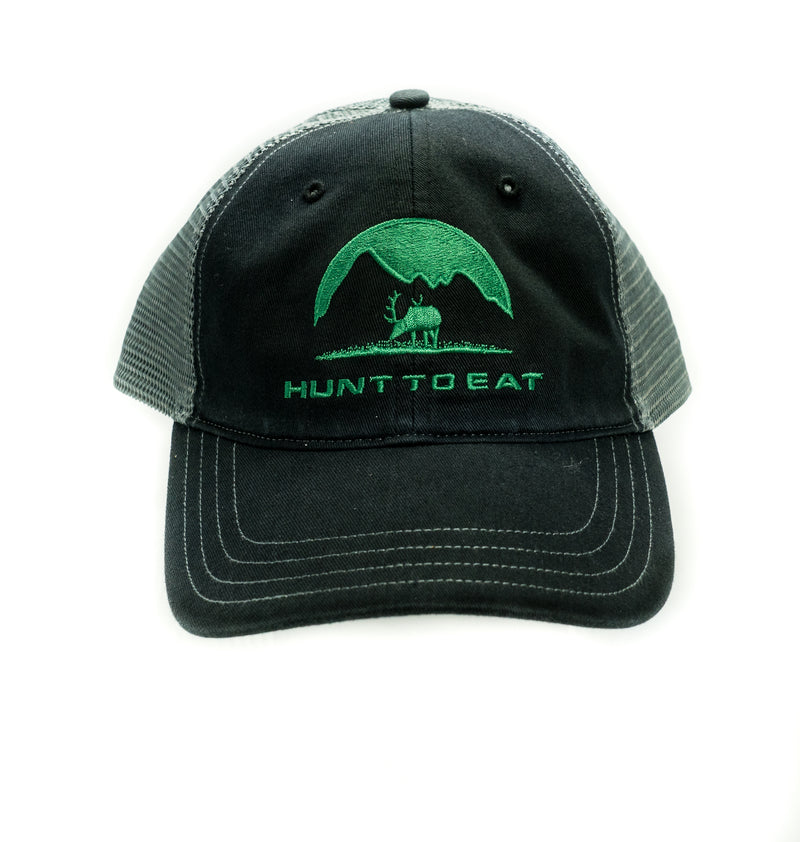 Meadow Mountain Unstructured Trucker Hat