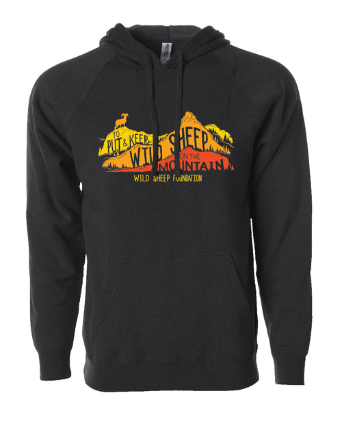 Sheep Mountain Hooded Sweatshirt