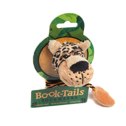 Book-Tails Jaguar Bookmark from IF