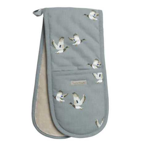 Sophie Allport Ducks Oven Gloves
