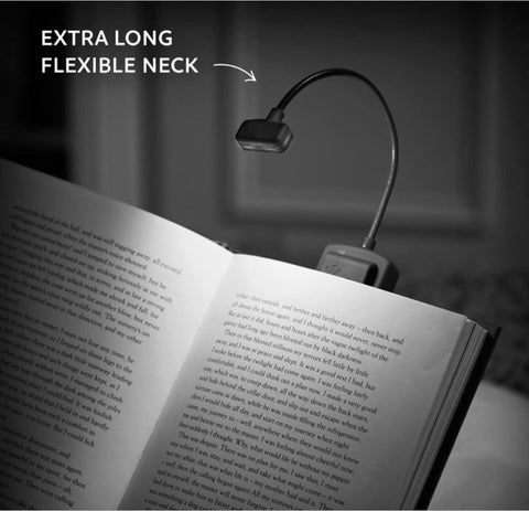 Flexible Reading Light by IF