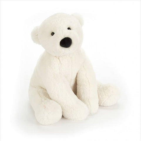 Jellycat Bashful Perry the Polar Bear (Medium)
