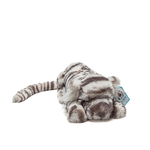 Jellycat Sacha the Snow Tiger (Small)