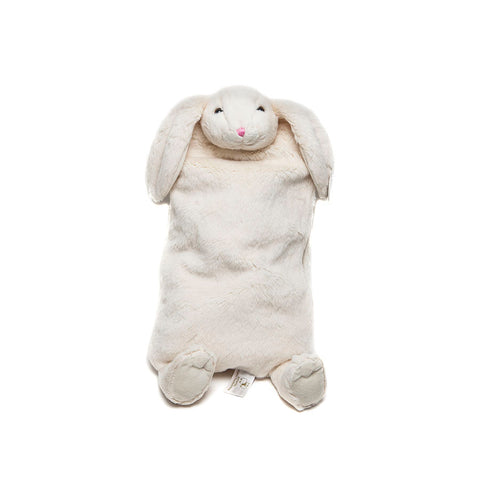 Jomanda Cream Bunny PJ Case and Hot Water Bottle Cover