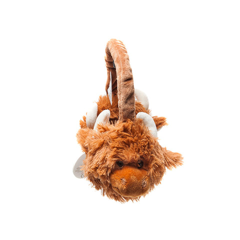 Jomanda Highland Coo Earmuffs side view