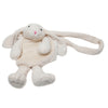 Jomanda Soft Cream Bunny Muff and Hand Warmer