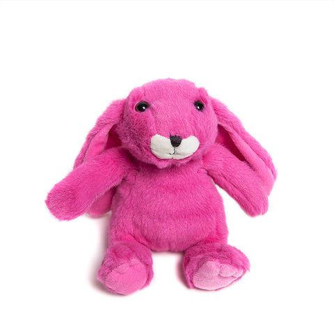 Jomanda Soft Mini Bright Pink Bunny