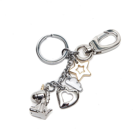 Oli Olsen Unicorn Dream Bag Charm and Keyring