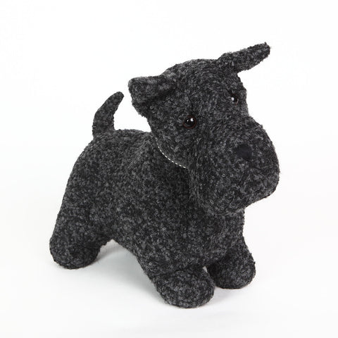 Mac the Scottie Doorstop from Dora Designs
