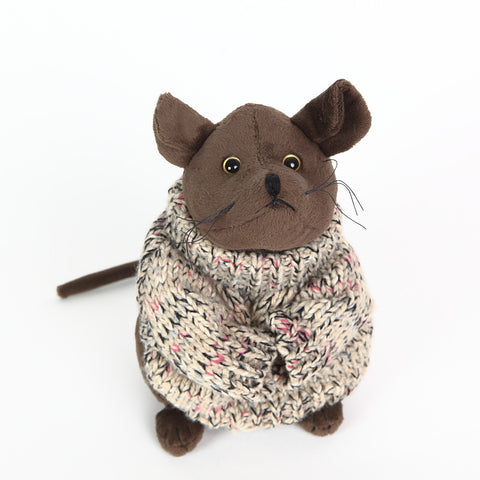 Duncan Mouse Doorstop from Dora Designs