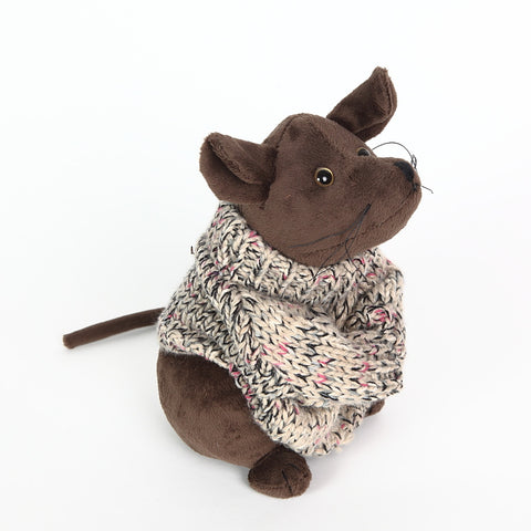 Duncan Mouse Doorstop from Dora Designs 2