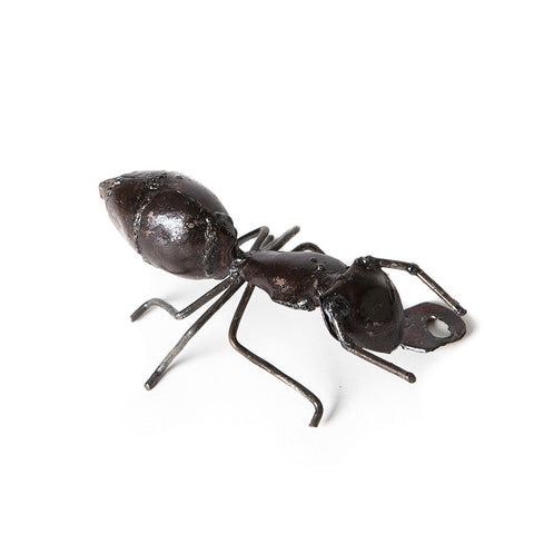 Small Metal Ant garden Ornament