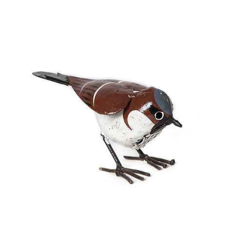 Small Metal Sparrow