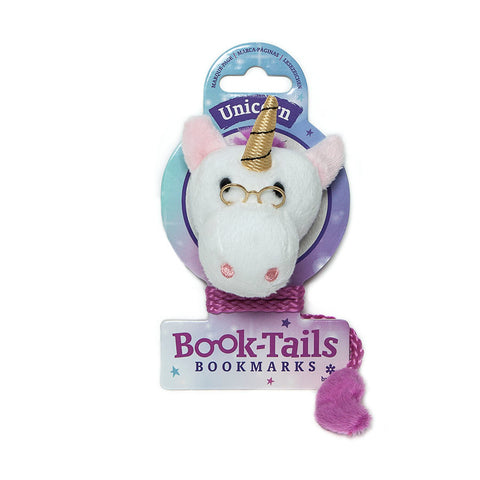 Book-Tails Unicorn Bookmark from IF