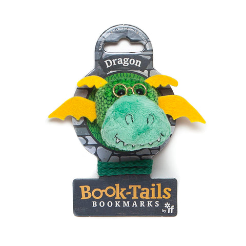 Book-Tails Dragon Bookmark from IF