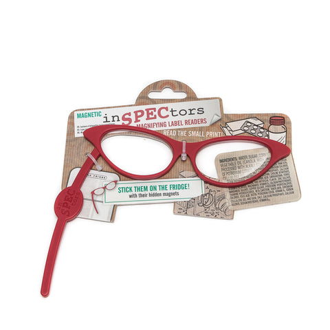 InSPECtors Magnetic Label Readers in Red from IF