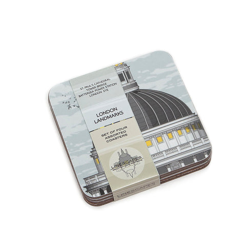 London Landmarks Coasters from Linescapes