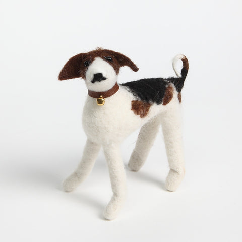 Felt Terrier from Shruti