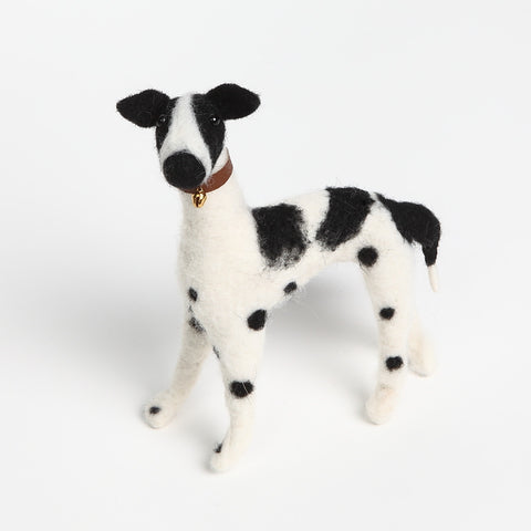 Felt Spotty Dog from Junction 18