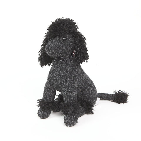 Pippa the Poodle Doorstop from Dora Designs