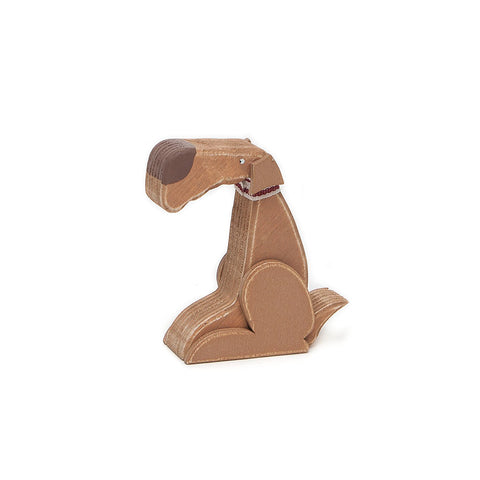 East of India Charlie the Dog Wooden Figure