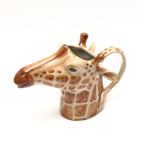 Quail Designs Small Giraffe Jug