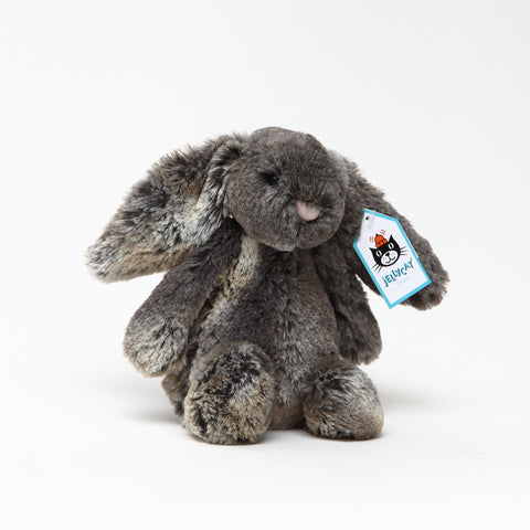 Jellycat Bashful Grey Cottontail Bunny