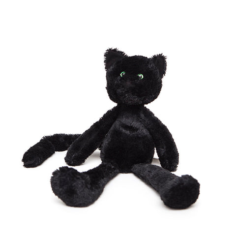 Jellycat Casper Cat cuddly toy black