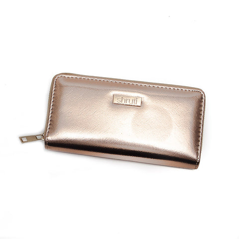 Shruti Rose Gold Purse/Wallet