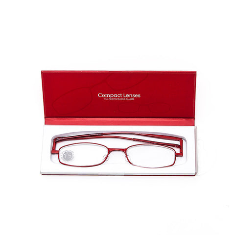Compact Lenses Super Slim Chilli Reading Glasses
