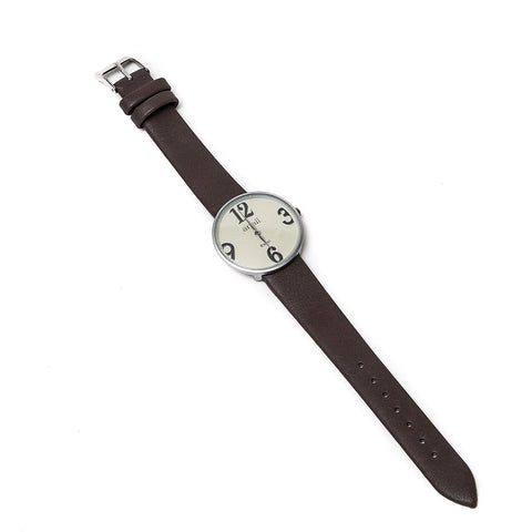 Anaii Ballet Cream/Brown Ladies Watch