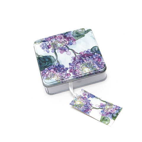Whistlefish Tin of 15 Floral Watercolour Cards