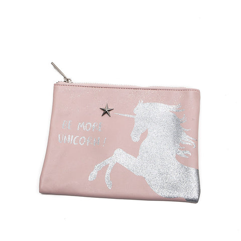 Shruti Unicorn Make-Up Bag